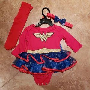 Other - Wonder woman 0-6 months